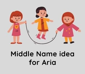 Middle Names for Arya