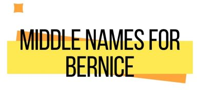 Photo of 120 Middle Names for Bernice