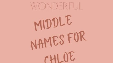 Photo of 140 Good Middle Names for Chloe
