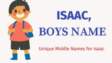Photo of 135 Most Common Middle Names for Isaac