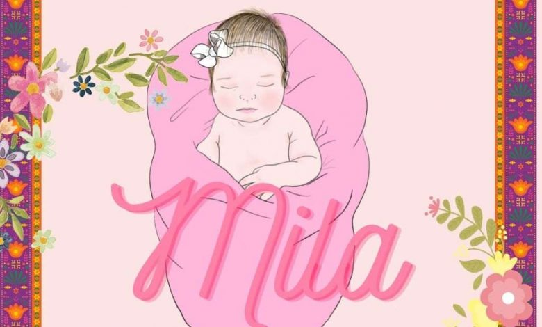 middle names for Mila