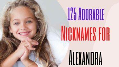 Photo of 125 Adorable Nicknames for Alexandra
