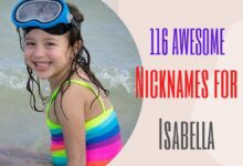Photo of 116 Awesome Nicknames for Isabella