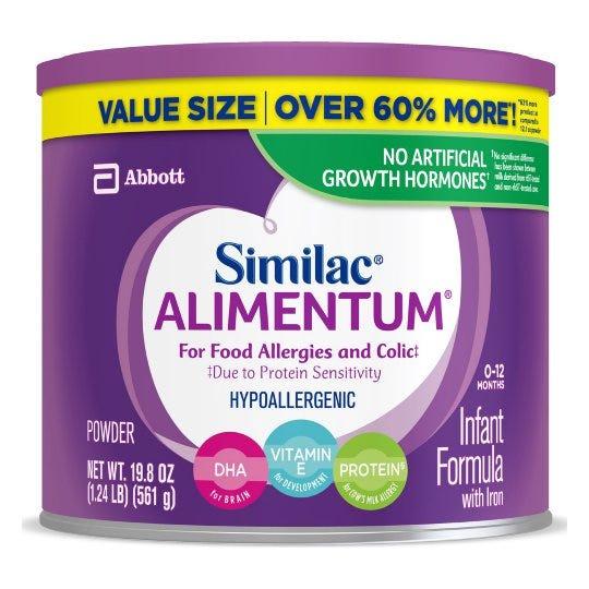 Alimentum powder review