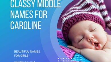 Photo of 120 Classy Middle Names for Caroline You'll Love