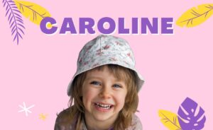 Double Name with Caroline - middle names for Caroline